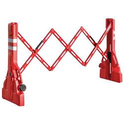 Barrière extensible PVC